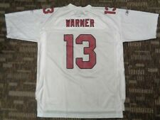 Kurt Warner #13 Arizona St. Louis Cardinals Redbirds Reebok Nfl Game Jersey Xlg