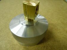 "HONDA GENERATOR EU2000I EXTENDED RUN FUEL CAP WITH 1/4"" BRASS ELBOW"