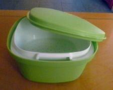Tupperware Free Ship New Microwave MultiServer Steamer Dish w/Strainer 3L
