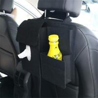 Multifunction Car Seat Back Storage Bag Organizer Holder Hanging Bag New 6L