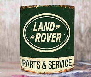 Premium Land Rover Service Oil Can Mug Tea Coffee Ideal Gift