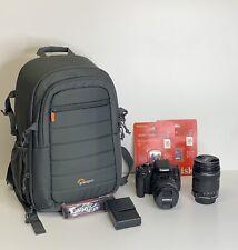 Canon EOS Rebel T6i Camera Bundle