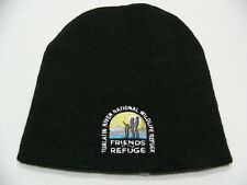 TUALATIN RIVER NATIONAL WILDLIFE REFUGE - ONE SIZE STOCKING CAP BEANIE HAT!