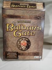 Baldur's Gate (Apple Macintosh 2000) Complete Big Box, Fast shipping, Black Isle