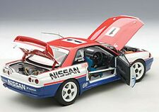 Autoart NISSAN SKYLINE GT-R R32 BATHURST WINNER 1991 RICHARDS/SKAIFE #1 1/18 New