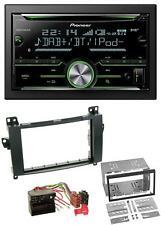 Pioneer Bluetooth MP3 DAB 2DIN USB CD Autoradio für Mercedes Viano Vito W639 06-