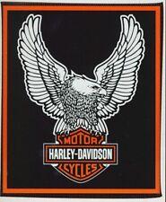 Decke Harley Davidson Eagle Mikrofaser 150x200 cm