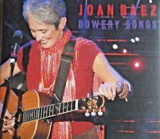 BOWERY SONGS - Joan Baez - CD Album