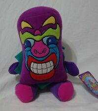 Chiki Tikis Plush Stuffed Toy Doll KONA Tiki Sugar Loaf Hawaiian Purple Colorful