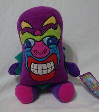Chiki Tikis Plush Stuffed Toy Doll KONA Tiki Sugar Loaf Hawaiian Purple Colorful