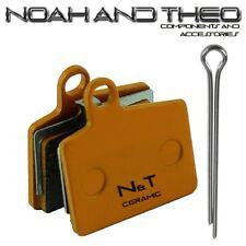 N&T HAYES STROKER RYDE Comp Dyno Sport RADAR céramique plaquette frein à disque
