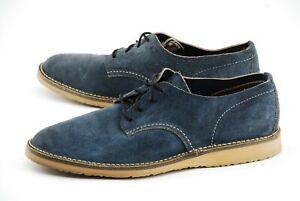 RED WING 7.5D BLUEBERRY WEEKENDER OXFORD 3305 HERITAGE SHOES