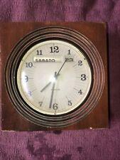 Orologio Electic da parete vintage.