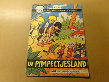 STRIP / JOMMEKE 32: IN PIMPELTJESLAND | Herdruk 1971