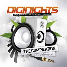 CD Diginights En House Volume 1 d'Artistes divers 2CDs