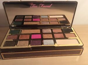 Too Faced 'Chocolate Gold' Metallic/Matte Eyeshadow Palette x 16 Real Gold/Cocoa