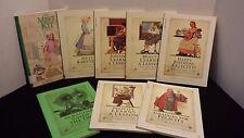 Lot 8 An American Girl Series Books MOLLY FELICITY SAMANTHA +  NO REPEATS LT6