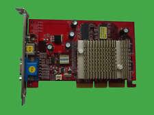 Grafikkarte Nvidia GF4 MX440-SE 64MB VGA, S-Video und Composite AGP