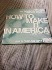 How To Make It In America the mixtape HBO CD NEW