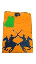 La Martina ! Gr. XL T-Shirt. Orange Pepper.
