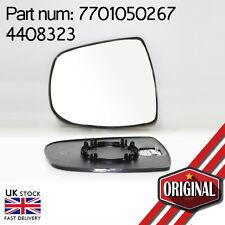 Beheizbar Spiegelglas Linke Seite und Basis für Opel Opel Vivaro 02-06