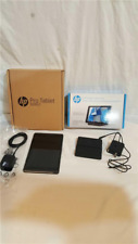 "HP Pro Tablet 608 G1 1.44GHz 4GB 64GB 7.86"" Touchscreen Win 10 WiFi with dock"