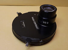 Olympus Microscope Phase Contrast Condenser - Excellent ++