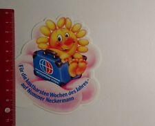 Aufkleber/Sticker: Neckermann Reisen für die kostbarsten Wochen (14031729)