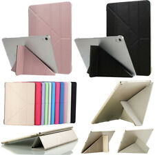 Magnetic Deformation Smart Case Cover Stand For Apple iPad Mini Air Pro 9.7 10.5