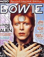 BRAND NEW MOJO MAGAZINE SPECIAL LIMITED EDITION DAVID BOWIE COVER +(MARC BOLAN)