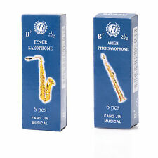 24 REEDS for TENOR OR SOPRANO SAXOPHONE SAX 2.5