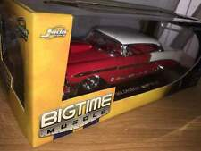 1956 Belair Dragster BIGTIME MUSCLE 2 dr Hardtop NIB SEALED Dub City 1/18 CLASSI
