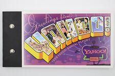 Yahoo! Postkarten-Set zu Geschäftsbericht 1999 Annual Report