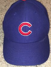 0c1975be6e047 Chicago Cubs 47 Brand MVP Clean Up Adjustable Field Classic Blue Hat Cap MLB
