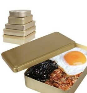 [ Squid Game ] Korean Drama LUNCH BOX Aluminum Lunch Box + Tracking Number
