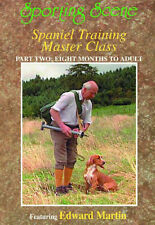 GUNDOG SPANIEL TRAINING MASTER CLASS PART 2