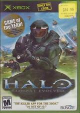 5 XBOX & 360 Games:  HALO 1 2 3 4 ODST Limited Collector's Editions Game of Year
