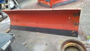 7.6 FT. WESTERN SNOWPLOW  SNOW PLOW#14
