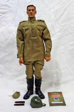Soldier Story WWII Russian Red Army Infantry 1:6 Scale 12 Inch Action Figure