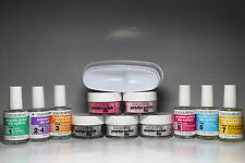 Cuccio Pro Powder Polish Nail Color Dip System Starter Kit