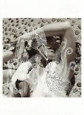 "Postcard Inez & Vinoodh ""Bjork, Vespertine"" Swan Dress Unused MINT"