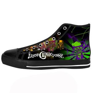 New Insane Clown Posse Joker Mens Green Sneaker Shoes Limited Rare Item