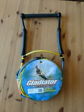 Gladiator Pro Series Skiing Trainer Rope - NEW IN ORIGINAL PACKAGE! (see photos)
