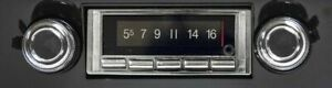 1973-1979 Ford Truck USA-740 AM FM Stereo/Radio Bluetooth USB 300watt EQ sub out