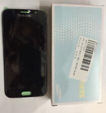Genuine Samsung Galaxy S6 G920 F, FZ, AZ Black Sapphire LCD Assembly UK VAT Inc.