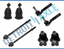 New 8pc Complete Front Suspension Kit for Silverado and Sierra 1500 - RWD ONLY