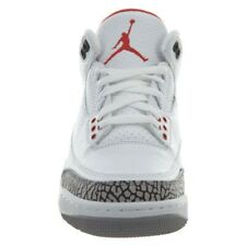 373a96a2aed628 Air Jordan 3 Retro Hall of Fame   KATRINA White-Red Leather 136064-116