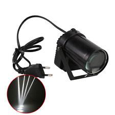 30W LED  Punktstrahler Bühnenbeleuchtung Spiegekugel Licht Effekt Party DE