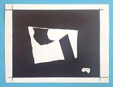 ILSE BING (1899-1998) Rare Offset Original de 1975 Authentique 40ans Différent