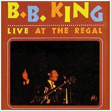 B.b. King - Live At The Regal NEW CD